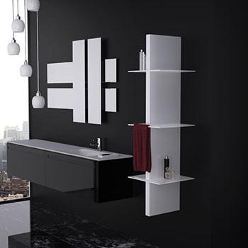 Nietypowe dekoracyjne grzejnik łazienkowe prosto z Włoch Hotech Design