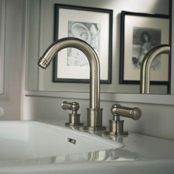 Włoska łazienka w stylu American retro - Bossini Liberty
