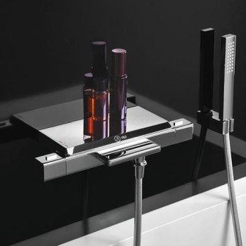 Termostatyczna bateria wannowa wodospad - ALPI Naboo