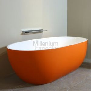 AQUAMASS Stone One Colour Touch Orange Wanna