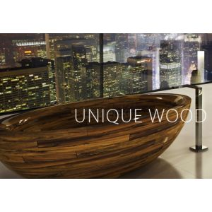 UNIQUE WOOD DESIGN Baula 156x85xh60 Wanna