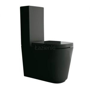GALASSIA Meg11 5413NE Miska wc kompakt czarna