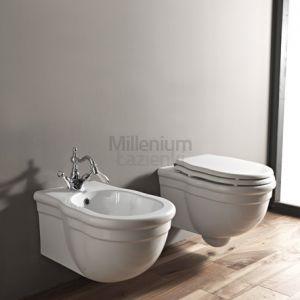 ARTCERAM Hermitage HEV010 Miska wc podwieszana