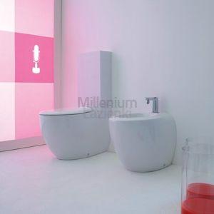 ARTCERAM Blend BLV003_BLC001 Miska wc kompaktowa