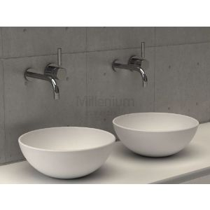 DIMASI BATHROOM Gold Basin 3 Gld0115s Umywalka z kompozytu
