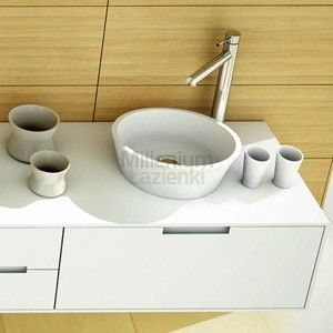 DIMASI BATHROOM Evoque Basin Evq0116 Nietypowa umywalka