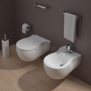 CERAMICA FLAMINIA Pinch 118G Toaleta wisząca GoClean