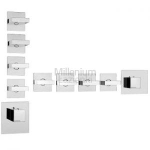 BOSSINI HP Z033208 Z030275 Bateria prysznicowa termostatyczna