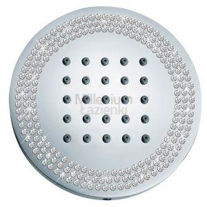BOSSINI I00175 Dysza prysznicowa okrągła Swarovski