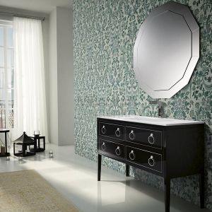 MIA ITALIA Elegance 05 Szafka stojąca z umywalką ze szkła