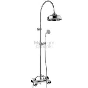 MAIER Klass 75419M200 Kolumna prysznicowa z deszczownicą 200mm