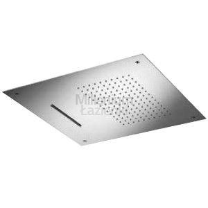 ALPI SF098A Deszczownia sufitowa 500x500 mm wodospad i krople