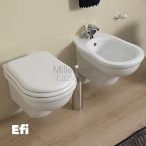 CERAMICA FLAMINIA Efi EF118 Miska wc podwieszana retro