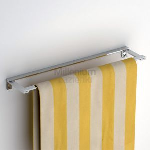 COMPONENDO Flatty FP01 Wieszak ręcznikowy 65 cm stal nierdzewna