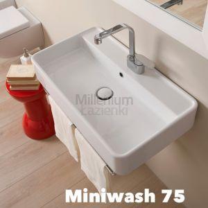CERAMICA FLAMINIA Miniwash Mw60S Umywalka wisząca