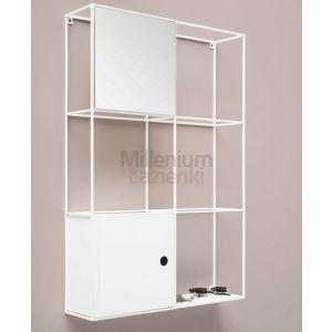 EXT Felt1 Szafka, półka łazienkowa ścienna biała
