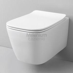 ARTCERAM A16 ASV005 The Rimless Mini Toaleta wisząca mała
