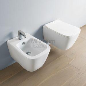 ARTCERAM A16 ASV003 The Rimless Toaleta wisząca bez kołnierza