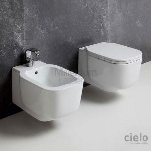 CERAMICA CIELO CubiKa CUVS Miska toaletowa wisząca