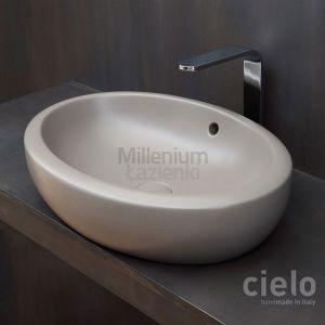 CERAMICA CIELO Fluid FLLAA60 Nowoczesna umywalka łazienkowa