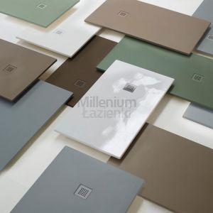 CERAMICA CIELO Infinito90 Brodzik różne kolory i rozmiary