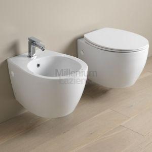 ARTCERAM Step STV003 The Rimless Toaleta podwieszana bez kołnierza