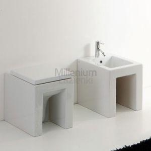 MERIDIANA Metropolitan Vsmtpbsx Nowoczesna miska wc
