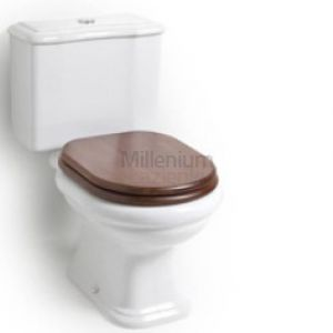 MERIDIANA New Epoque Vsnepmsbsx Miska wc kompaktowa retro
