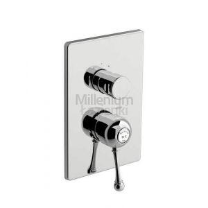 FIR ITALIA Melrose 7050178 Bateria prysznicowa z przełącznikiem