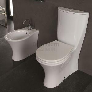 OLYMPIA CERAMICA Formosa FOR130301 Miska wc kompaktowa