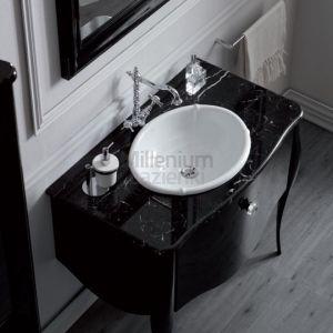 OLYMPIA CERAMICA Impero IMP4650001 Umywalka wpuszczana w blat