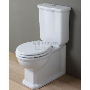 OLYMPIA CERAMICA Impero IMP130301 Miska wc retro kompaktowa