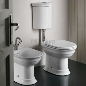 HATRIA Dolcevita Y0U3 Miska wc ze zbiornikiem retro