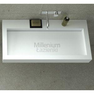 MOMA DESIGN Planar Tecno Umywalka z kompozytu Corian