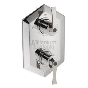 CISAL Cherie CF019100 Bateria prysznicowa termostatyczna 2 wyjścia