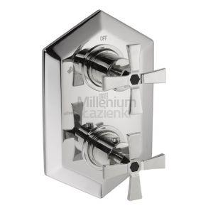 CISAL Cherie CX019200 Bateria prysznicowa termostatyczna 3 wyjścia