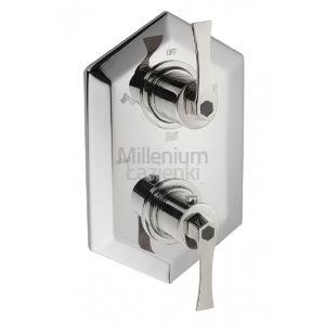 CISAL Cherie CF019200 Bateria prysznicowa termostatyczna 3 wyjścia