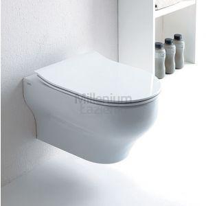 OLYMPIA CERAMICA Clear CLE1202R01 Miska wc bez kołnierza