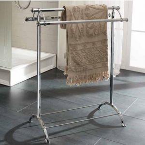 SBORDONI Deco DE130 Wieszak stojący na ręczniki retro