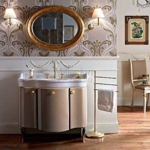 SBORDONI Sirmione 100 cm Szafka z umywalką klasyczna retro