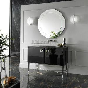 MIA ITALIA Soho 03 Szafka stojąca z podblatową umywalką