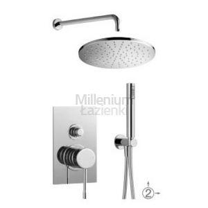 ALPI SWK85A1863 Zestaw prysznicowy nowoczesny