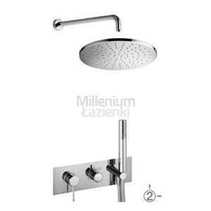 ALPI SWK85L1863 Zestaw prysznicowy nowoczesny