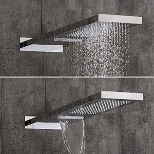 ALPI SF105A Deszczownica prysznicowa prostokątna