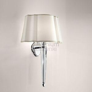 DEVON&DEVON Crystal Kinkiet lampa ścienna