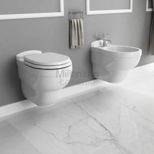 MERIDIANA Reine Toaleta wisząca retro