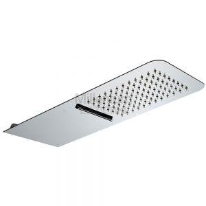 CISAL Xion DS016400 Deszczownica prysznicowa stal nierdzewna szczotkowana