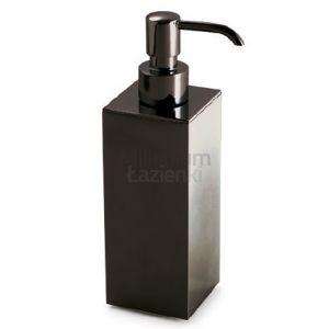 3SC ME01DA Czarny dozownik na mydło