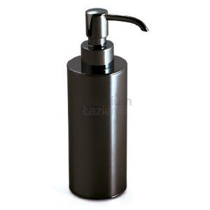 3SC MET01DA Czarny dozownik na mydło