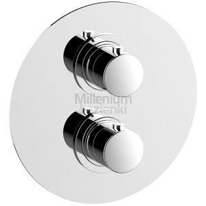 CISAL Slim SM018100 Bateria prysznicowa termostatyczna 2 drożna